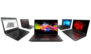Lenovo Launches ThinkPad P Series Mobile Workstations